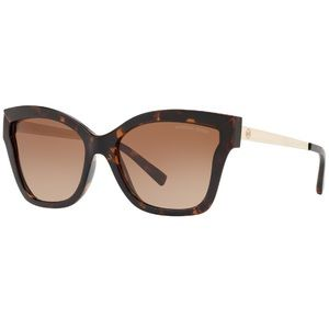 MICHAEL KORS tortoise shell barbados sunglasses